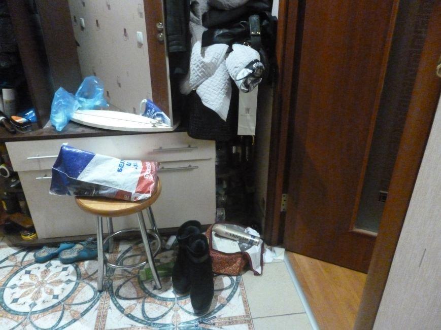 Перед выборами в Красноармейске неспокойно: ограблена квартира кандидатов в депутаты от местной партийной организации ВО «Батьківщина» (фото) - фото 5