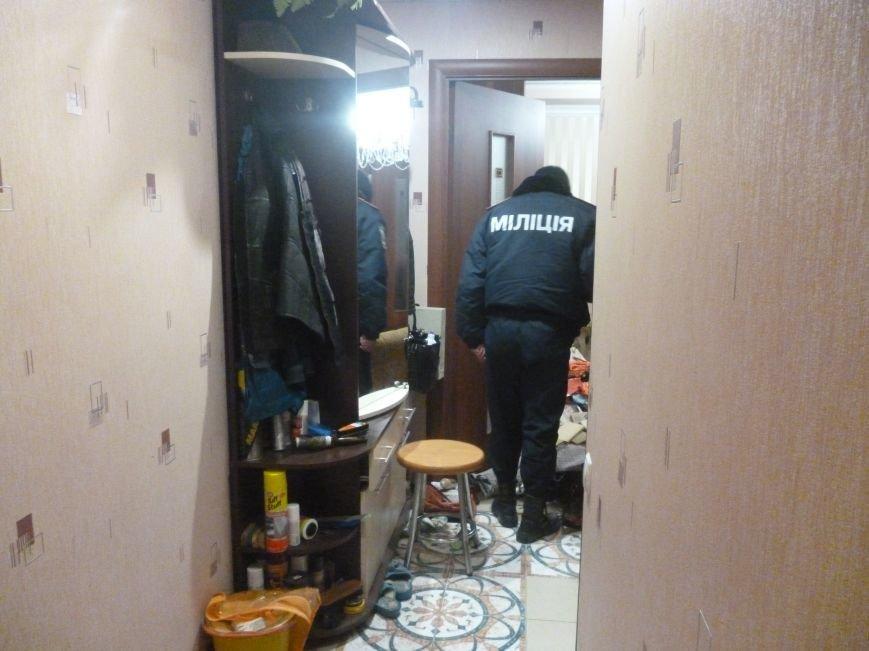 Перед выборами в Красноармейске неспокойно: ограблена квартира кандидатов в депутаты от местной партийной организации ВО «Батьківщина» (фото) - фото 1