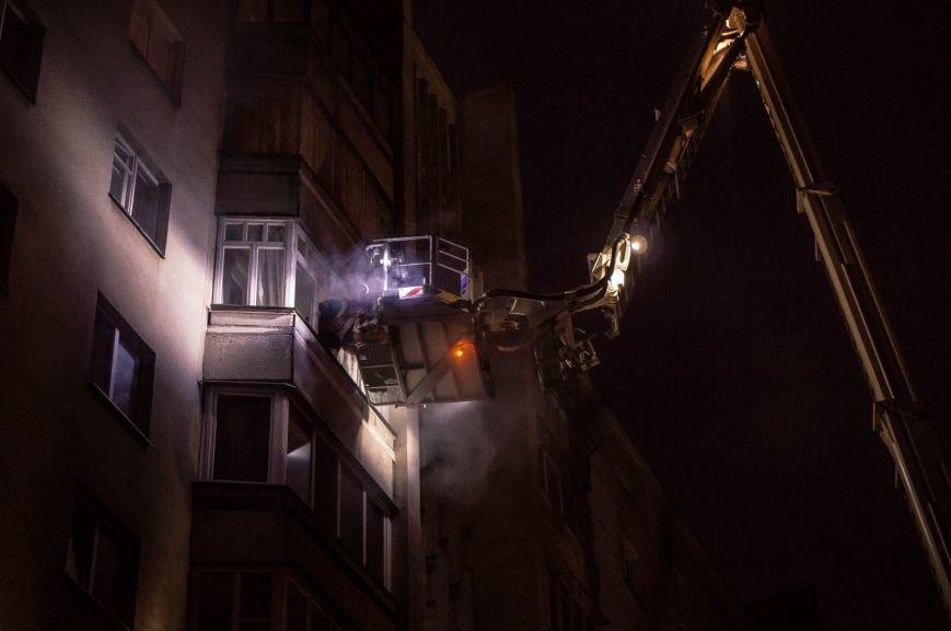 Крупный пожар в жилом доме на Кожара: сгорели несколько балконов  (ФОТО), фото-10