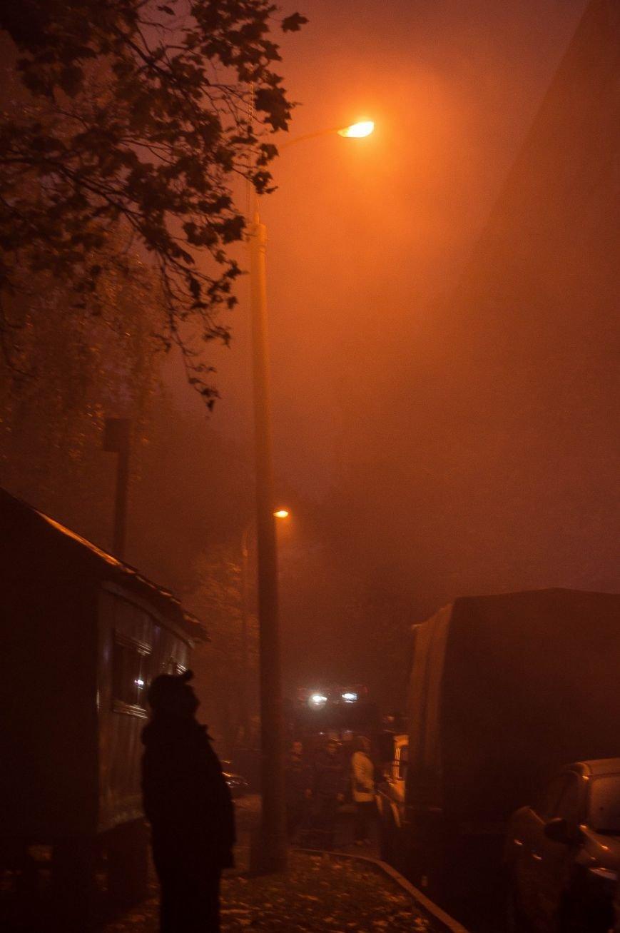 Крупный пожар в жилом доме на Кожара: сгорели несколько балконов  (ФОТО), фото-5