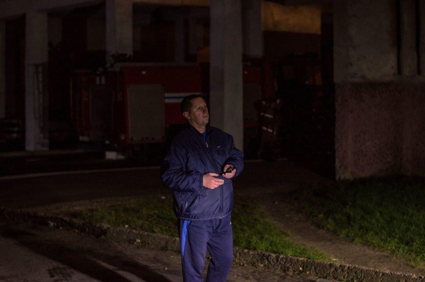Крупный пожар в жилом доме на Кожара: сгорели несколько балконов  (ФОТО), фото-12