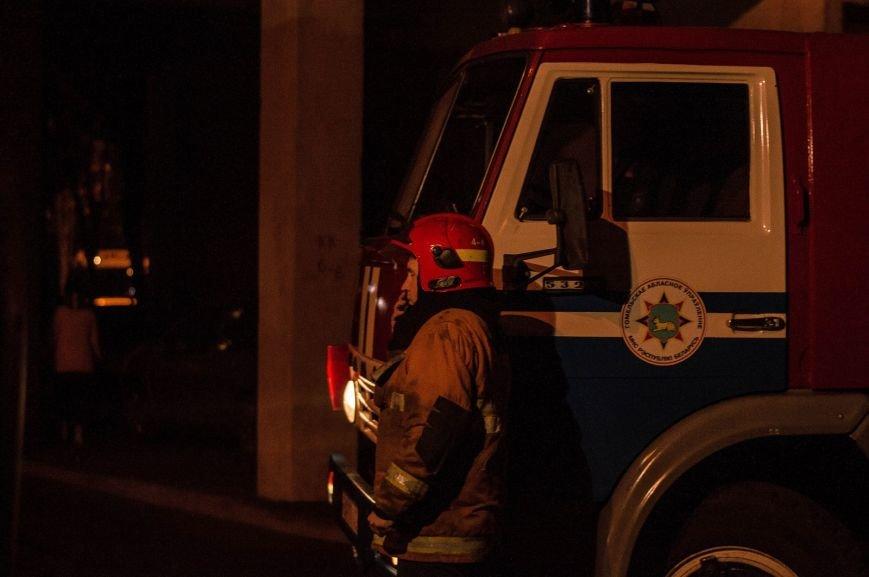 Крупный пожар в жилом доме на Кожара: сгорели несколько балконов  (ФОТО), фото-11