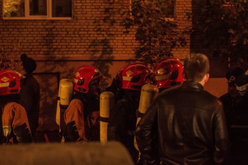 Крупный пожар в жилом доме на Кожара: сгорели несколько балконов  (ФОТО), фото-15