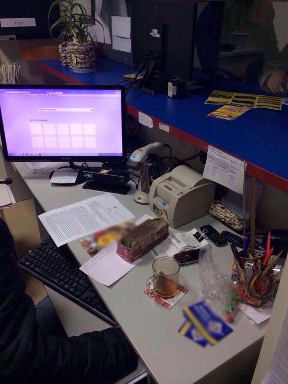 В Красноармейске «Государственная мгновенная лотерея» оказалась нелегальным игорным заведением (фото) - фото 1