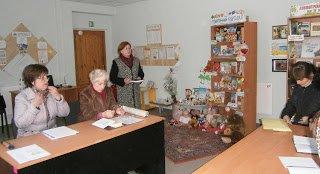 Состоялся семинар библиотечных работников в Добропольском районе (фото) - фото 1