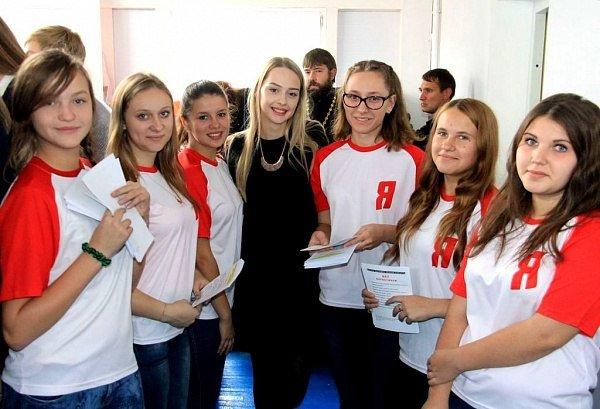 В Новошахтинске прошла антинаркотическая акция (фото) - фото 1