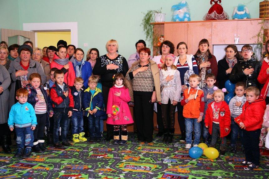 У Долинському районі урочисто відкрили дитячий садок (ФОТО), фото-7