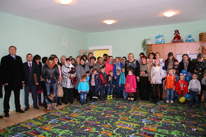 У Долинському районі урочисто відкрили дитячий садок (ФОТО), фото-3