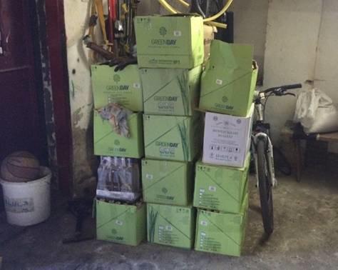 У Львові 35-річний чоловік підробляв горілку у власному помешканні (ФОТО) (фото) - фото 2