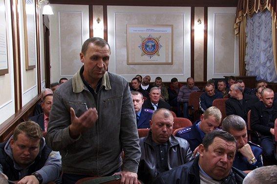 В обласному управлінні міліції обговорювали питання взаємодії правоохоронців з громадськістю під час виборів (ФОТО) (фото) - фото 1