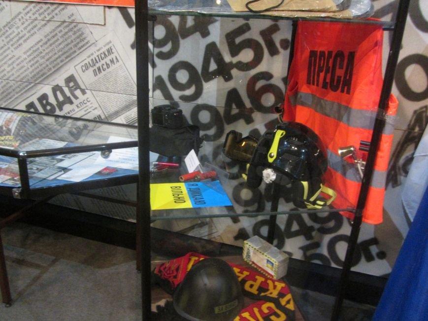 В Днепропетровске приехала выставка «Україна понад усе» (ФОТО), фото-6