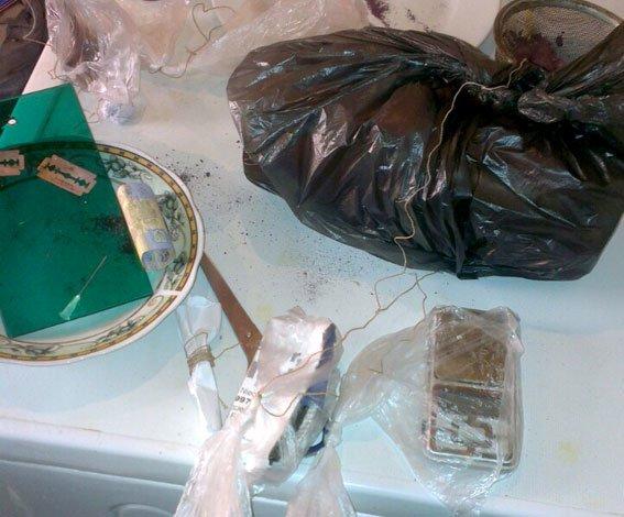 У Кременчуці «накрили» нарколабораторію з метамфетаміном і марихуаною (фото) - фото 1