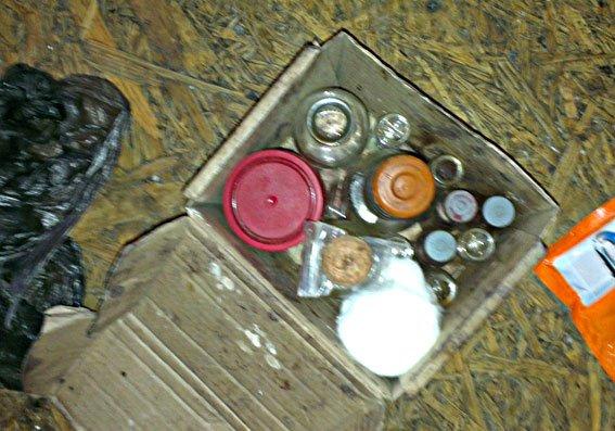 У Кременчуці «накрили» нарколабораторію з метамфетаміном і марихуаною (фото) - фото 2