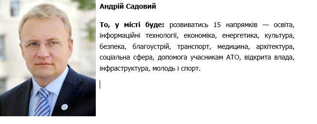 Що обіцяють кандидати на посаду міського голови Львова? (фото) - фото 21