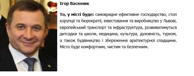 Що обіцяють кандидати на посаду міського голови Львова? (фото) - фото 13