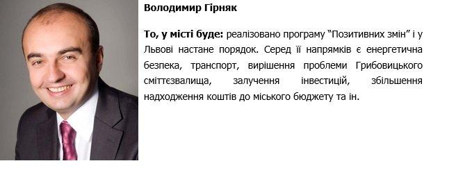 Що обіцяють кандидати на посаду міського голови Львова? (фото) - фото 15