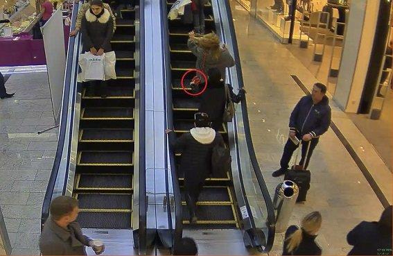 В Киеве задержали двух воровок, которые промышляли в торговом центре (ФОТО, ВИДЕО) (фото) - фото 1