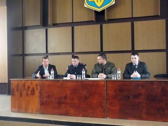 У Димитровского ГО милиции – новый начальник (фото) - фото 4
