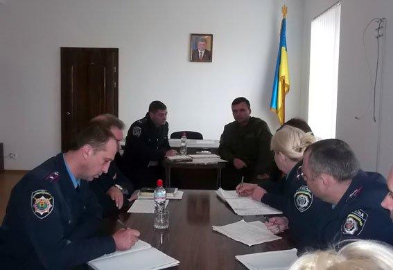 У Димитровского ГО милиции – новый начальник (фото) - фото 1