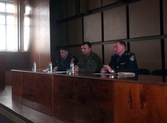У Димитровского ГО милиции – новый начальник (фото) - фото 2