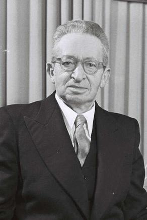 Ицхак Бен-Цви