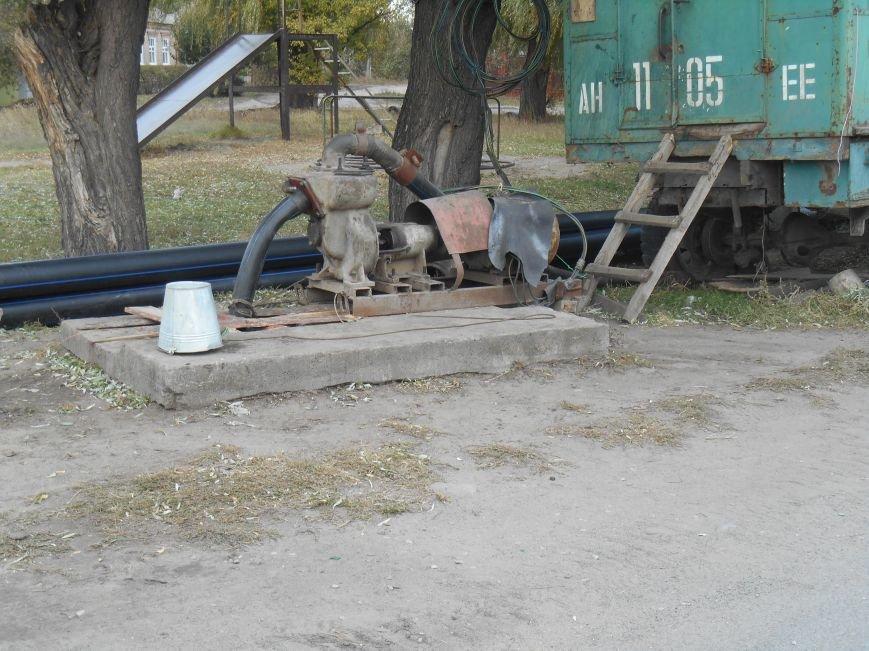 Работа по коллектору на ул.Полярной началась (фото) (фото) - фото 7
