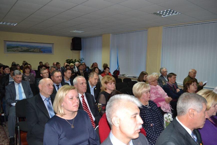 Днепровский район Днепродзержинска отпраздновал 70-летие, фото-20