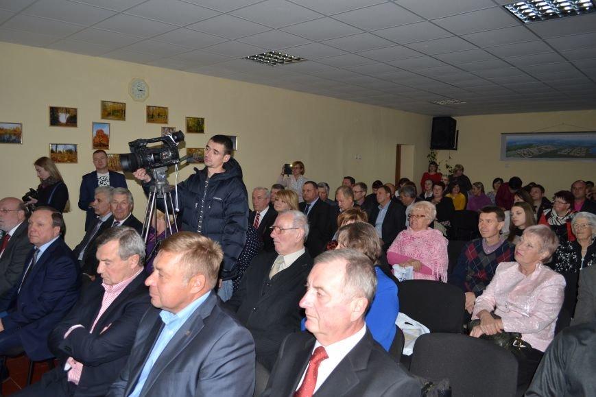 Днепровский район Днепродзержинска отпраздновал 70-летие, фото-10