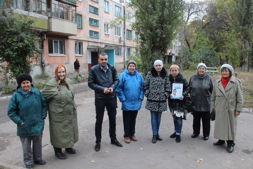 Днепродзержинцам продолжает помогать Сергей Коваленко, фото-1