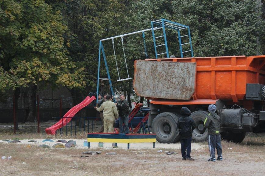 Днепродзержинцам продолжает помогать Сергей Коваленко, фото-4