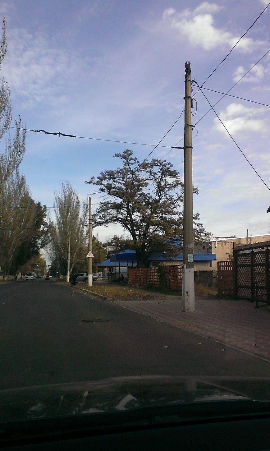 Славянск кража троллей 3
