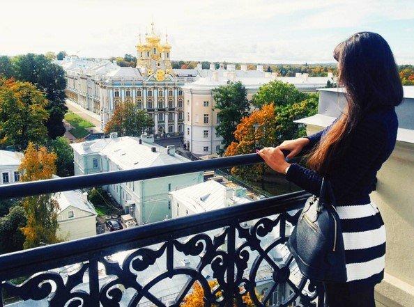 Как сделать идеальное селфи в городе Пушкине, фото-5