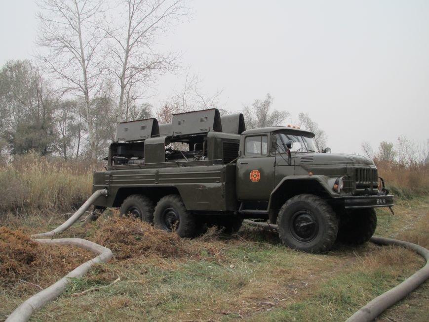 На Полтавщині горить 112 га торфу (ФОТО) (фото) - фото 5