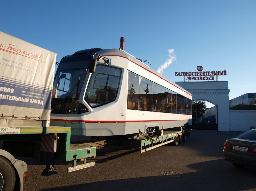 В трамвайное депо твери приехала новая «звезда». А сроки ремонта путей снова продлеваются (ФОТО) (фото) - фото 2