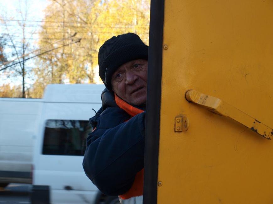 В трамвайное депо твери приехала новая «звезда». А сроки ремонта путей снова продлеваются (ФОТО) (фото) - фото 4