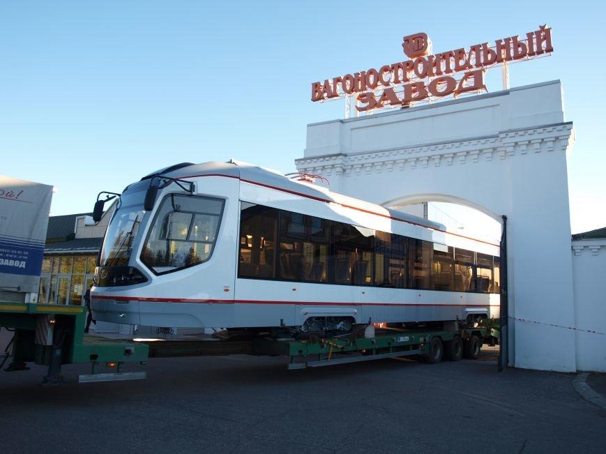 В трамвайное депо твери приехала новая «звезда». А сроки ремонта путей снова продлеваются (ФОТО) (фото) - фото 1