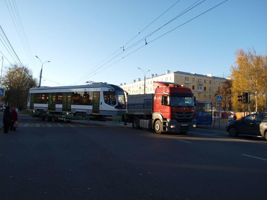 В трамвайное депо твери приехала новая «звезда». А сроки ремонта путей снова продлеваются (ФОТО) (фото) - фото 7