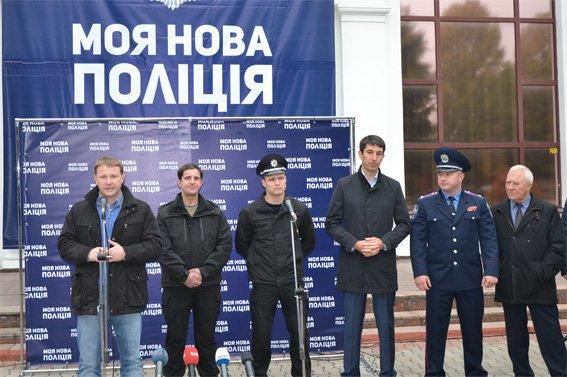 В Кировограде будет работать 250 полицейских (ФОТО) (фото) - фото 1