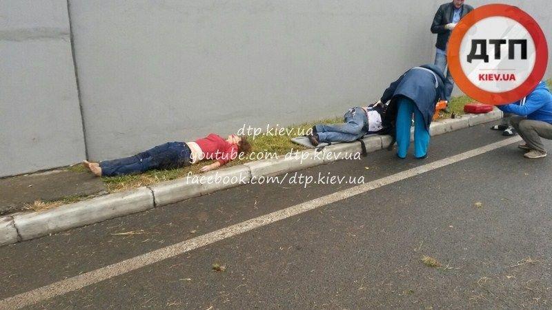 """Под Киевом в результате ДТП сгорел """"Мерседес"""", есть погибшие (ФОТО), фото-7"""