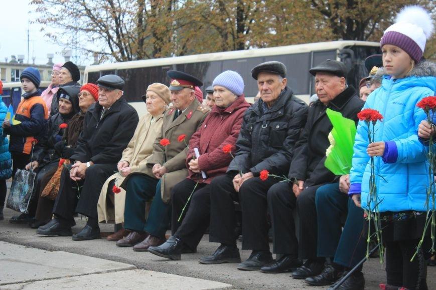 Днепродзержинск отмечает 72-ю годовщину освобождения города от немецко-фашистских захватчиков, фото-14