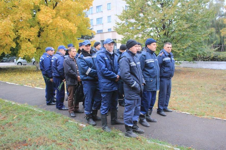 Днепродзержинск отмечает 72-ю годовщину освобождения города от немецко-фашистских захватчиков, фото-2