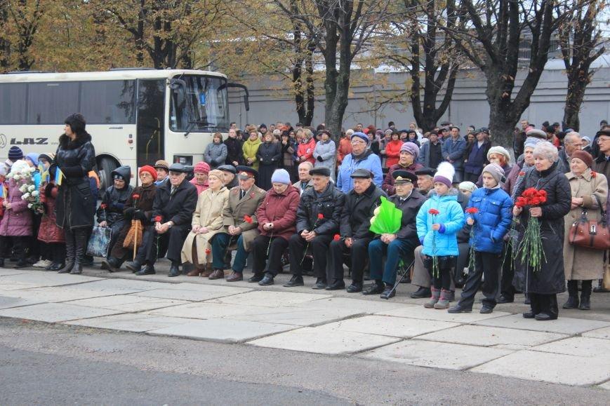 Днепродзержинск отмечает 72-ю годовщину освобождения города от немецко-фашистских захватчиков, фото-12