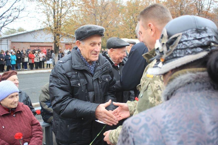 Днепродзержинск отмечает 72-ю годовщину освобождения города от немецко-фашистских захватчиков, фото-19