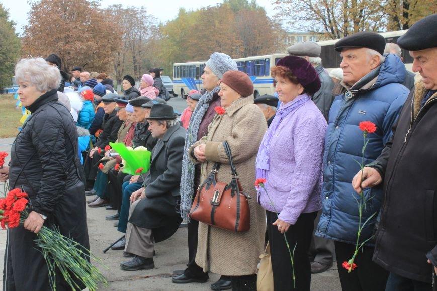 Днепродзержинск отмечает 72-ю годовщину освобождения города от немецко-фашистских захватчиков, фото-4