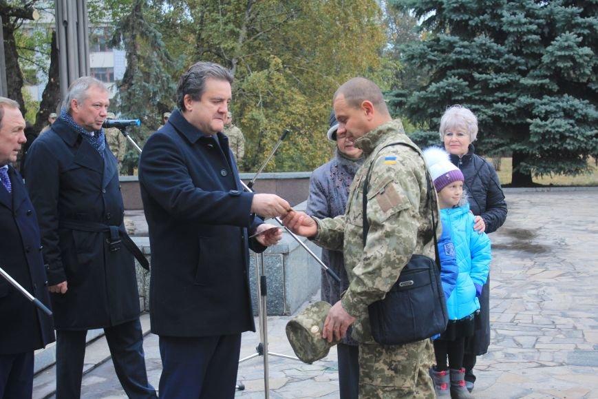 Днепродзержинск отмечает 72-ю годовщину освобождения города от немецко-фашистских захватчиков, фото-25