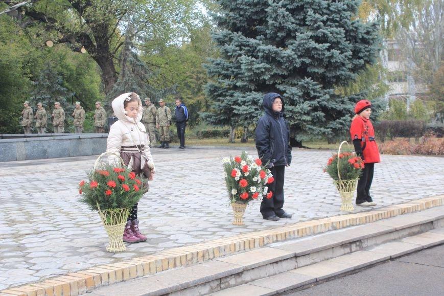 Днепродзержинск отмечает 72-ю годовщину освобождения города от немецко-фашистских захватчиков, фото-6