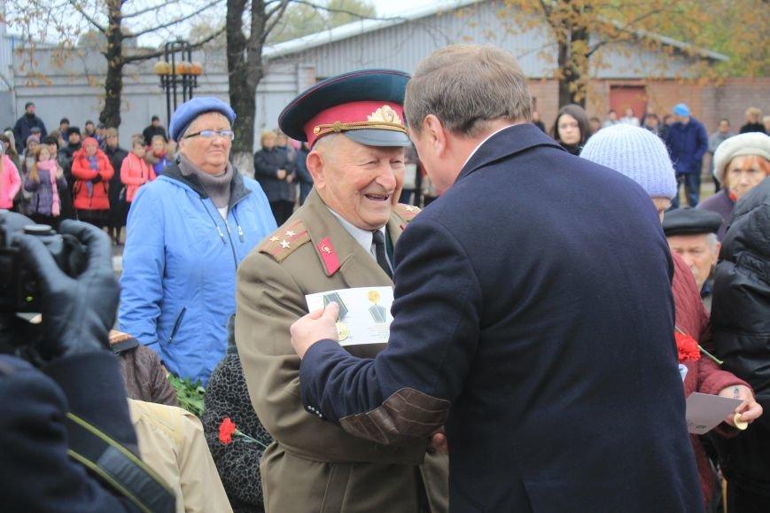Днепродзержинск отмечает 72-ю годовщину освобождения города от немецко-фашистских захватчиков, фото-20