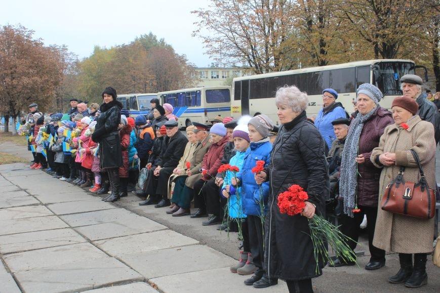 Днепродзержинск отмечает 72-ю годовщину освобождения города от немецко-фашистских захватчиков, фото-5