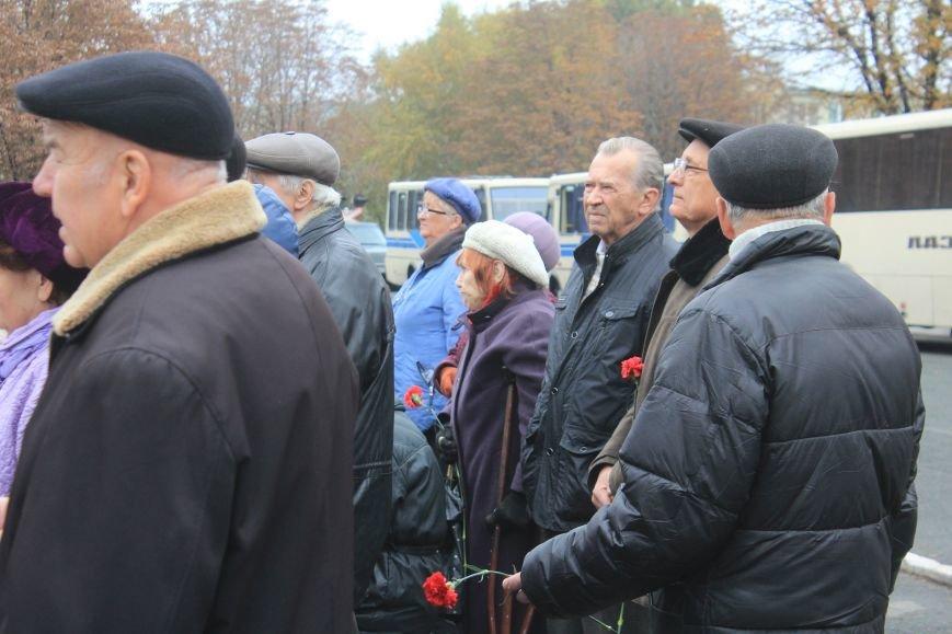 Днепродзержинск отмечает 72-ю годовщину освобождения города от немецко-фашистских захватчиков, фото-10