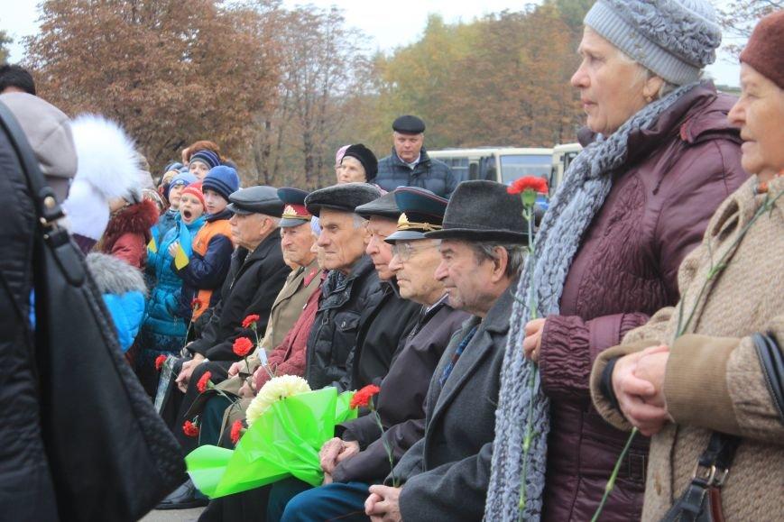 Днепродзержинск отмечает 72-ю годовщину освобождения города от немецко-фашистских захватчиков, фото-16